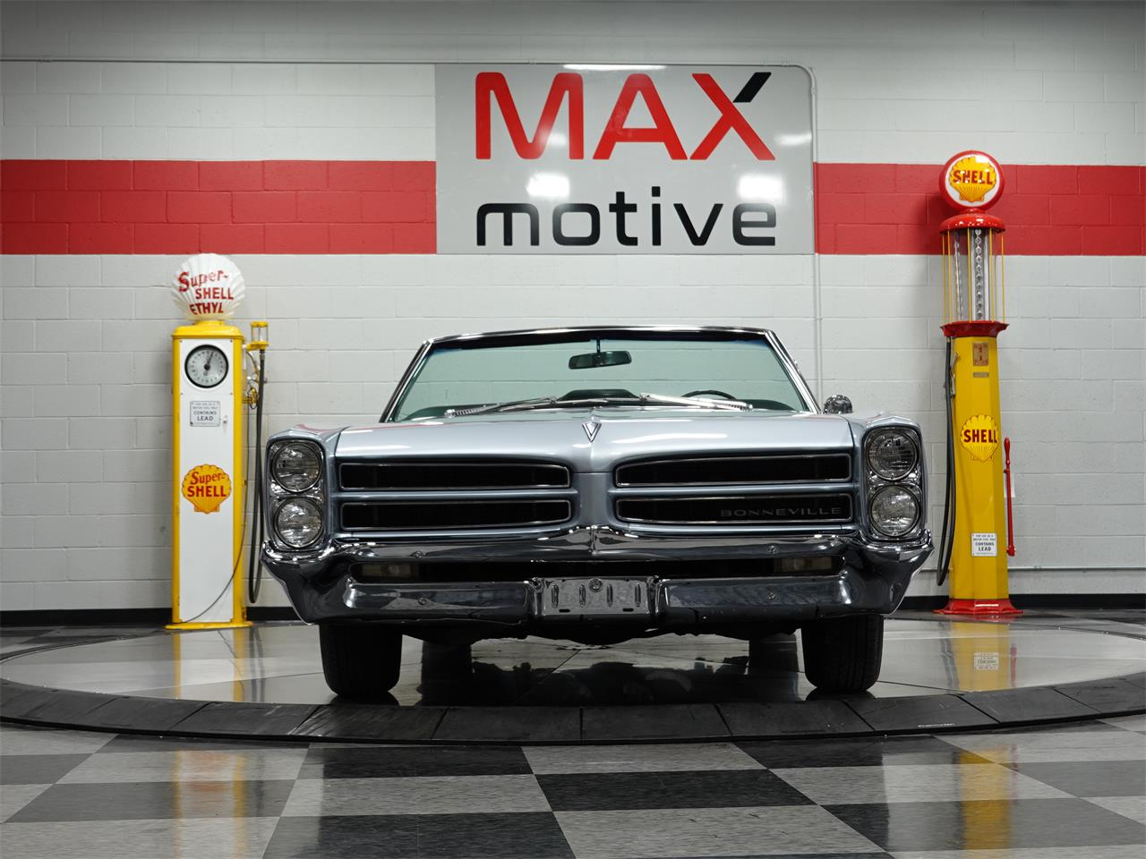 1966 Pontiac Bonneville (CC-1411631) for sale in Pittsburgh, Pennsylvania