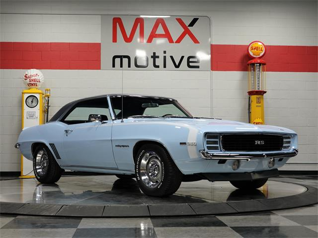 1969 Chevrolet Camaro (CC-1411632) for sale in Pittsburgh, Pennsylvania