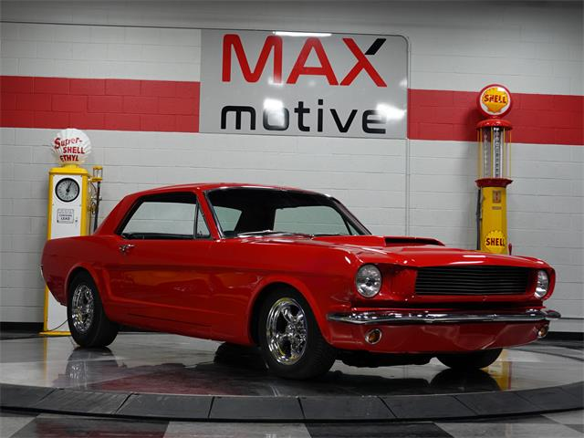 1965 Ford Mustang (CC-1411638) for sale in Pittsburgh, Pennsylvania