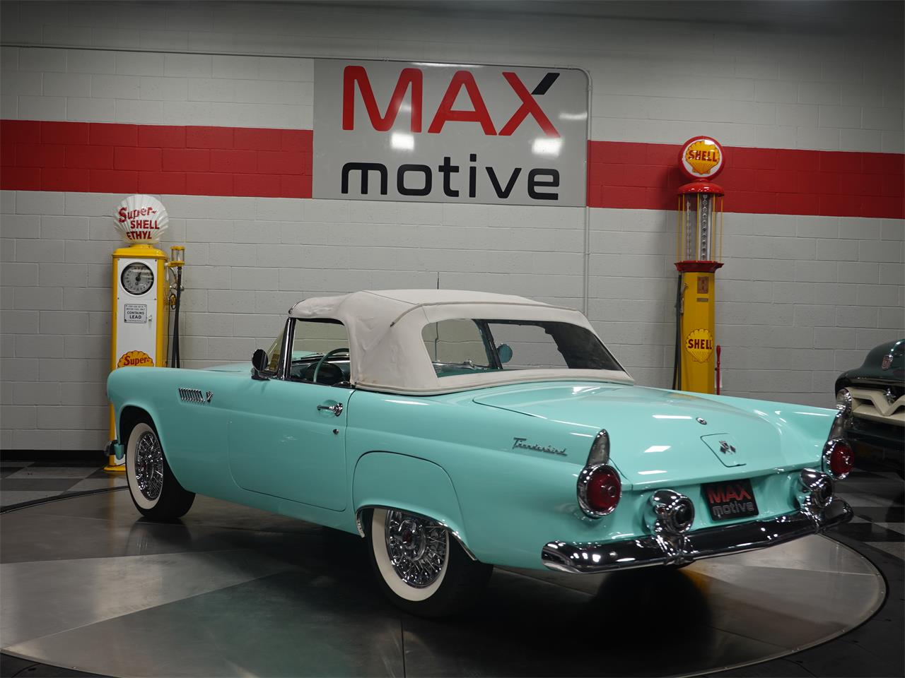 1955 Ford Thunderbird (CC-1411641) for sale in Pittsburgh, Pennsylvania