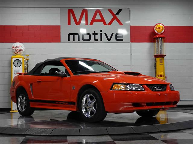 2004 Ford Mustang (CC-1411643) for sale in Pittsburgh, Pennsylvania