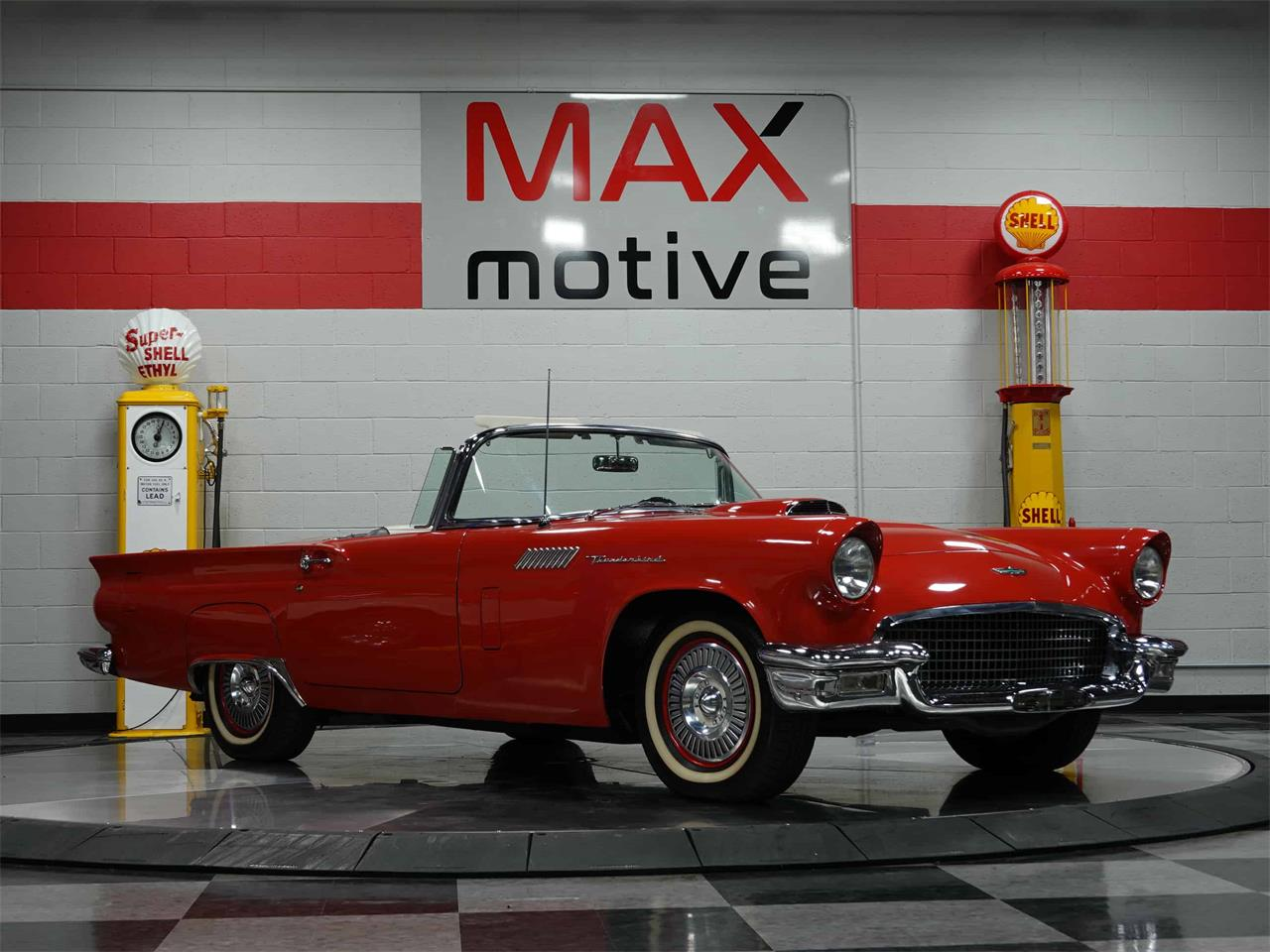 1957 Ford Thunderbird (CC-1411644) for sale in Pittsburgh, Pennsylvania