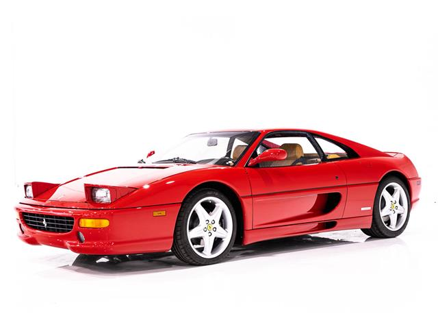 1997 Ferrari F355 Berlinetta (CC-1411663) for sale in Montreal, Quebec