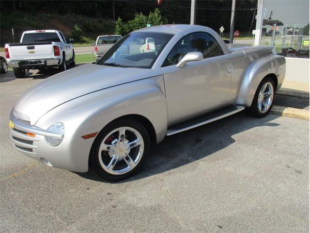 2005 Chevrolet SSR (CC-1410167) for sale in Greensboro, North Carolina