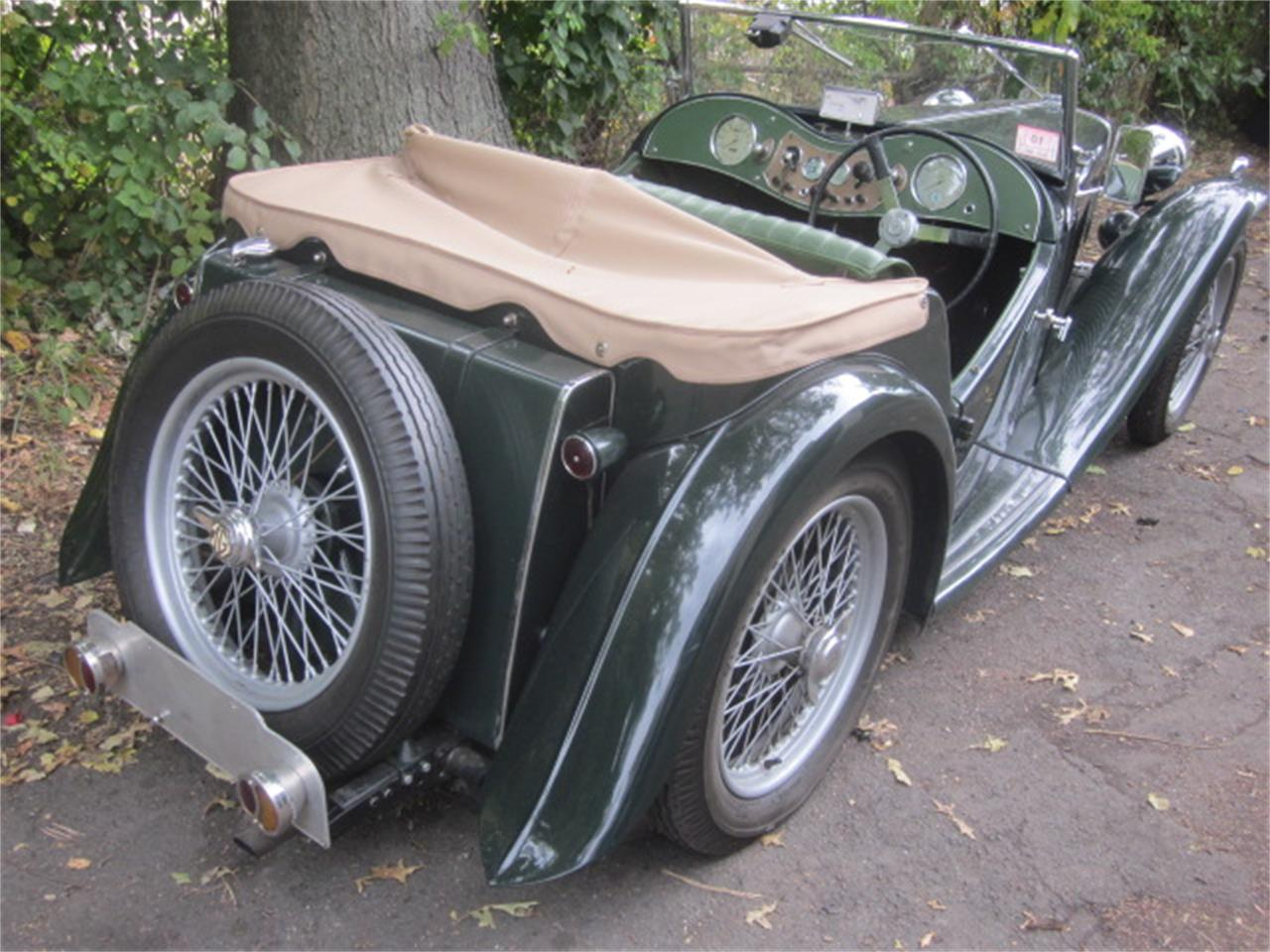 1949 MG TC (CC-1411677) for sale in Stratford, Connecticut