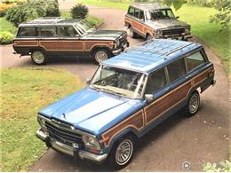 1988 Jeep Grand Wagoneer (CC-1411686) for sale in Bemus Point , New York