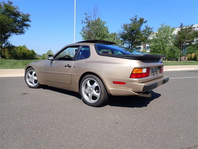 1986 Porsche 944 (CC-1411691) for sale in East Hartford, Connecticut