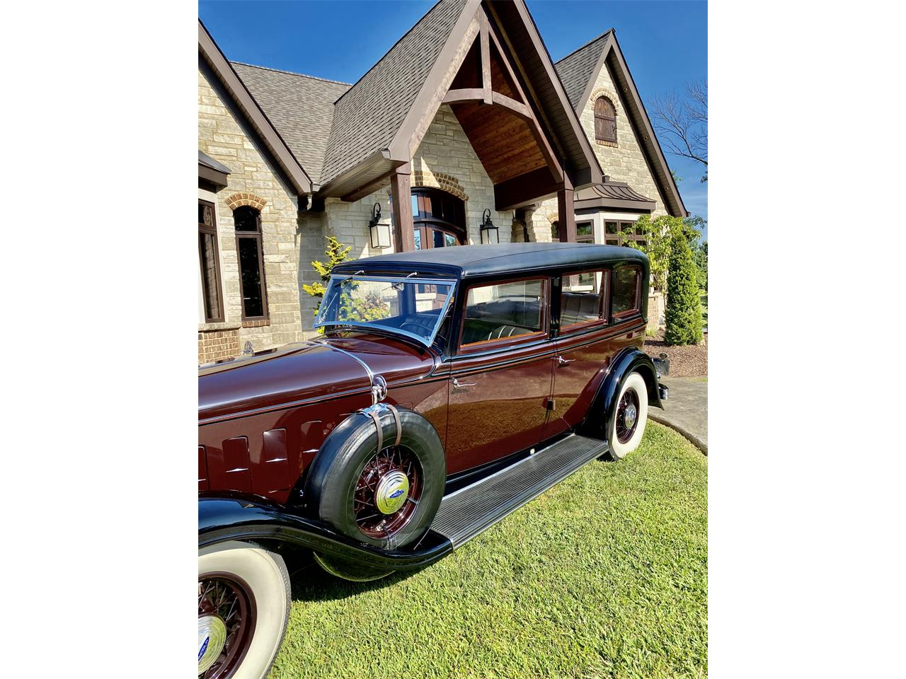 1932 Lincoln KB V-12 (CC-1411693) for sale in St. Louis, Missouri