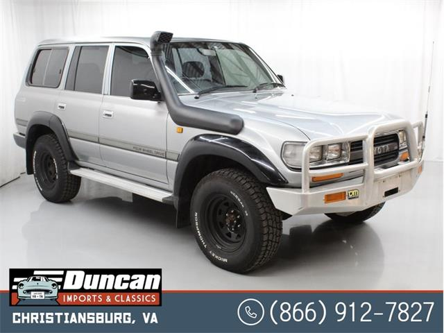 1994 Toyota Land Cruiser FJ (CC-1411710) for sale in Christiansburg, Virginia