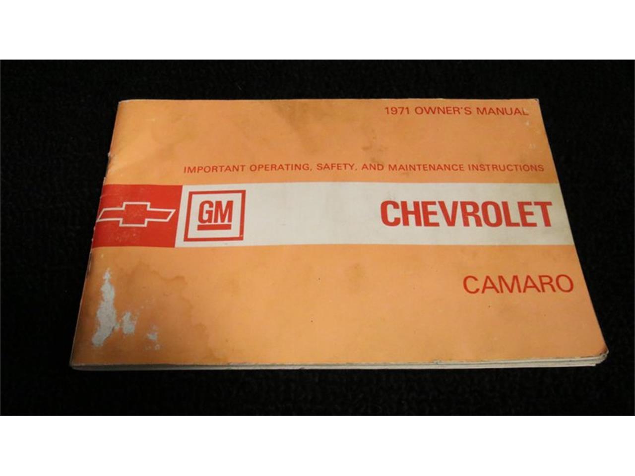 1971 Chevrolet Camaro (CC-1411718) for sale in Lithia Springs, Georgia
