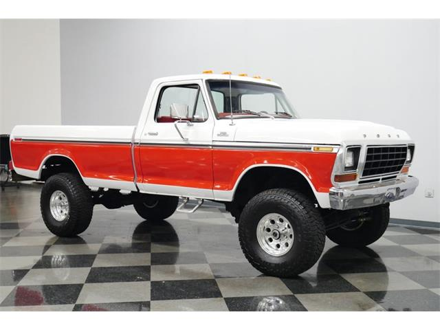 1973 Ford F100 (CC-1411719) for sale in Lavergne, Tennessee