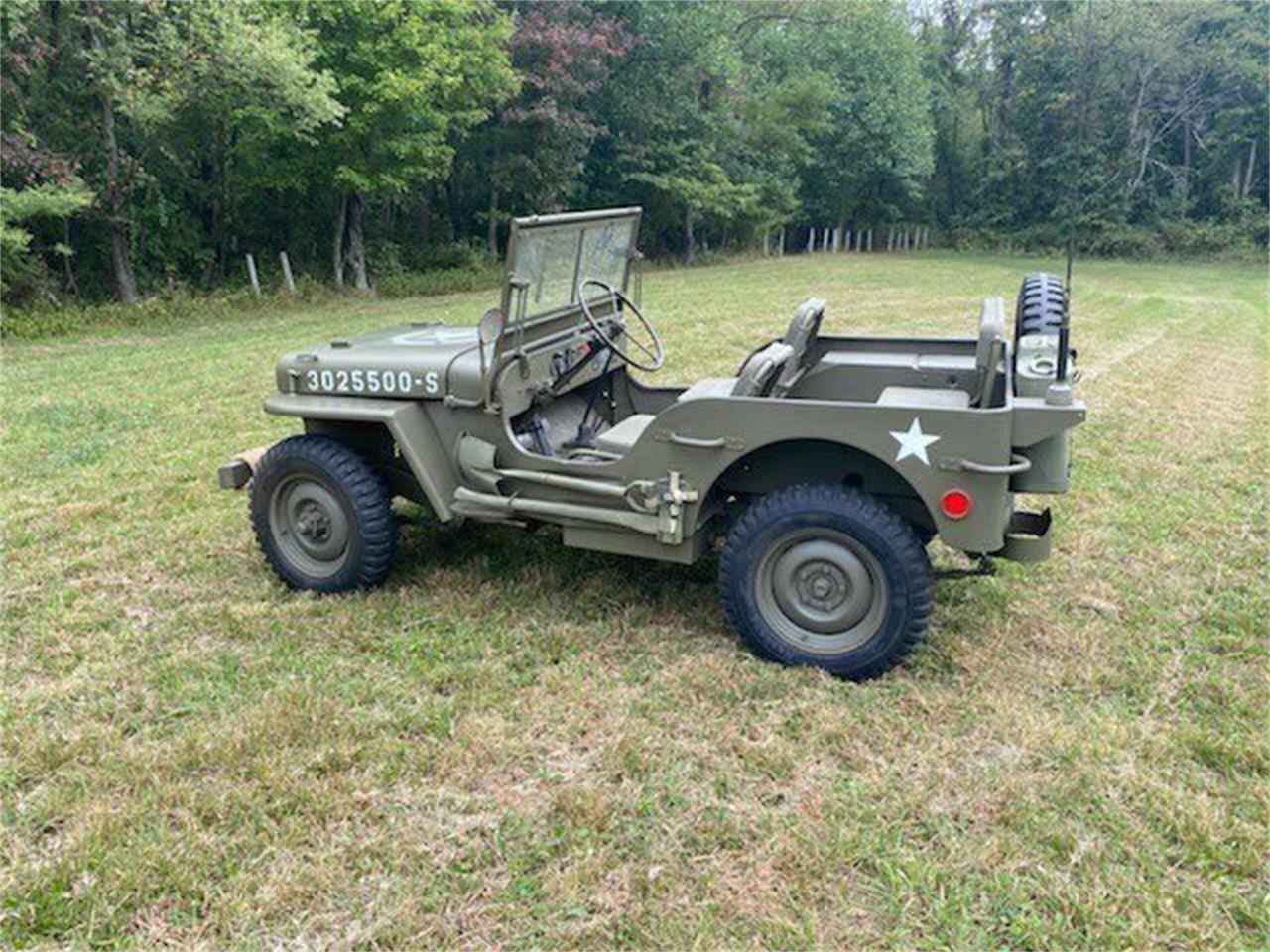 1946 Willys Jeep (CC-1410172) for sale in Greensboro, North Carolina