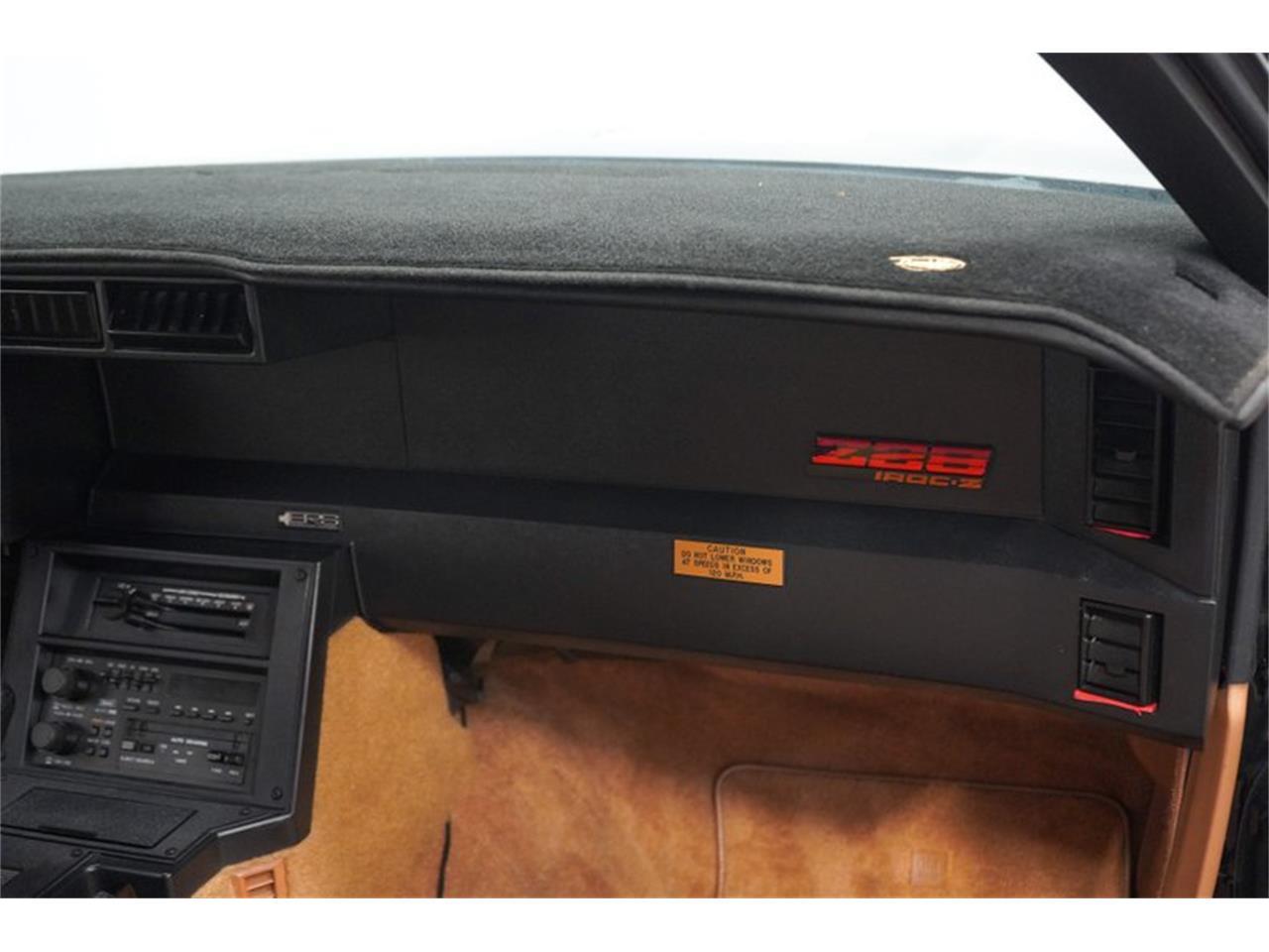 1988 Chevrolet Camaro (CC-1411742) for sale in Mesa, Arizona