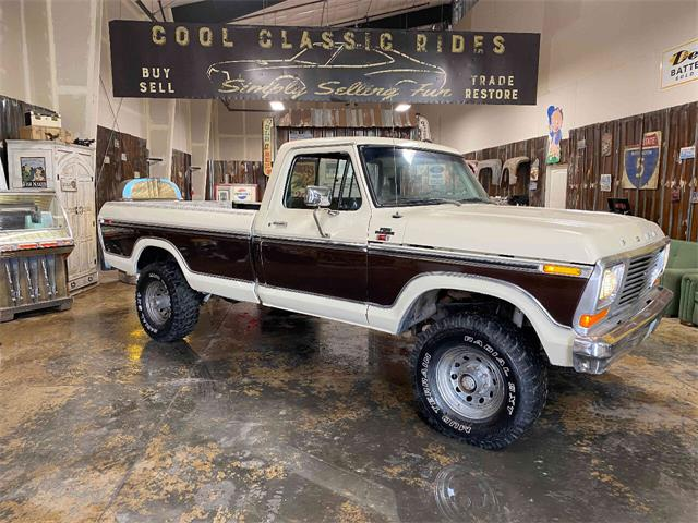 1978 Ford F250 (CC-1410175) for sale in Redmond, Oregon