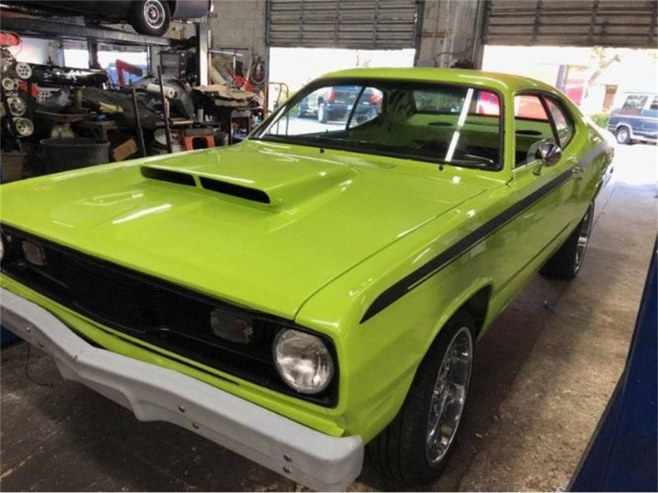 1972 Plymouth Duster (CC-1411754) for sale in Cadillac, Michigan
