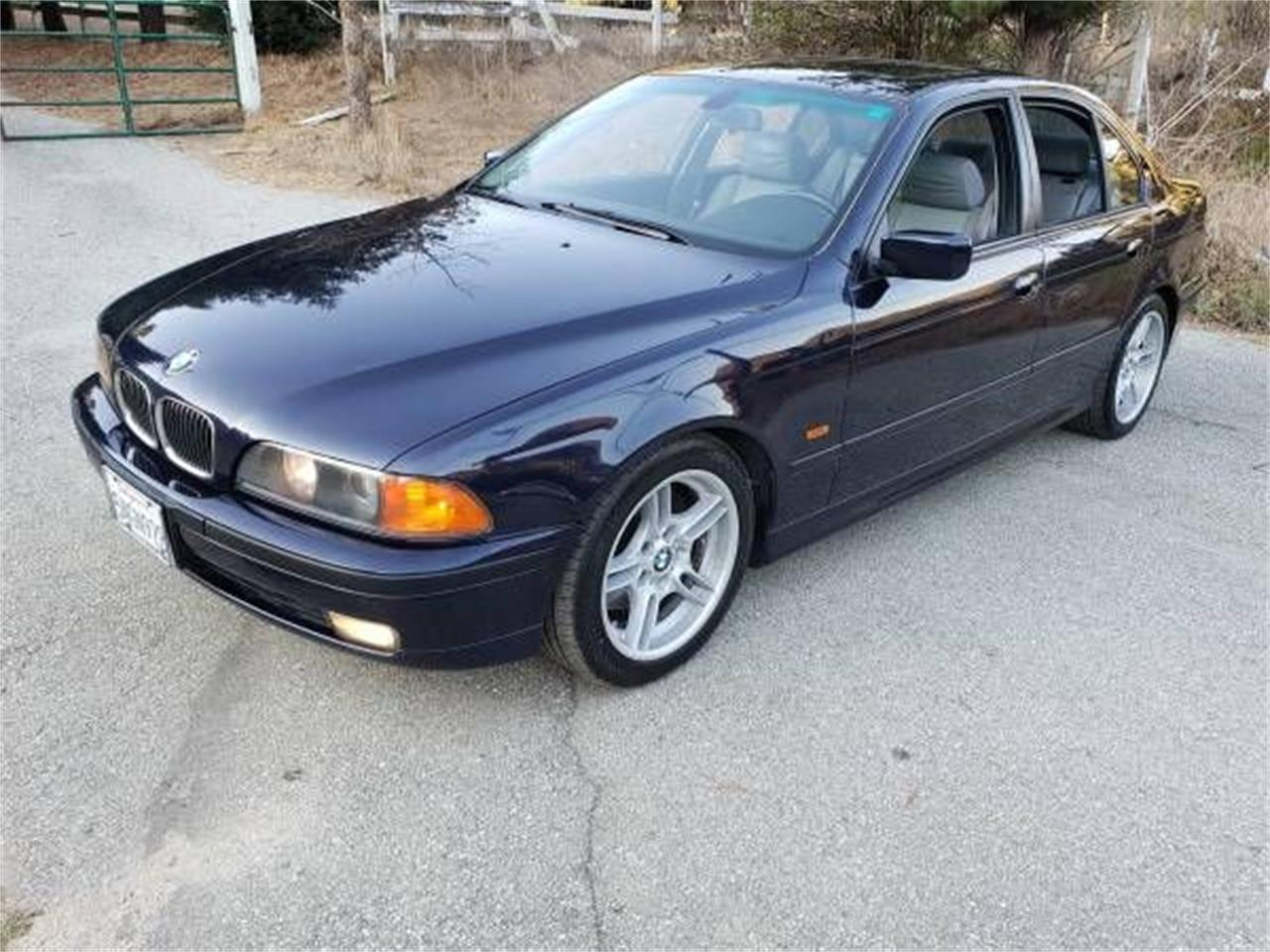 2000 BMW 5 Series (CC-1411755) for sale in Cadillac, Michigan