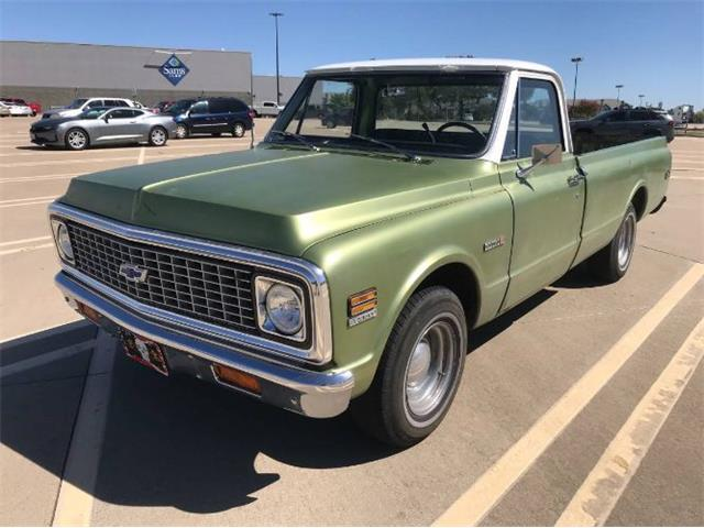 1971 Chevrolet C10 (CC-1411757) for sale in Cadillac, Michigan