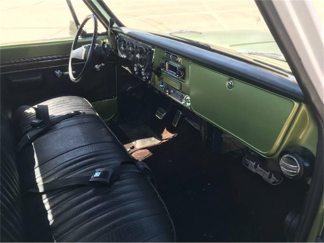 1971 Chevrolet C10 (CC-1411757) for sale in Cadillac, Michigan