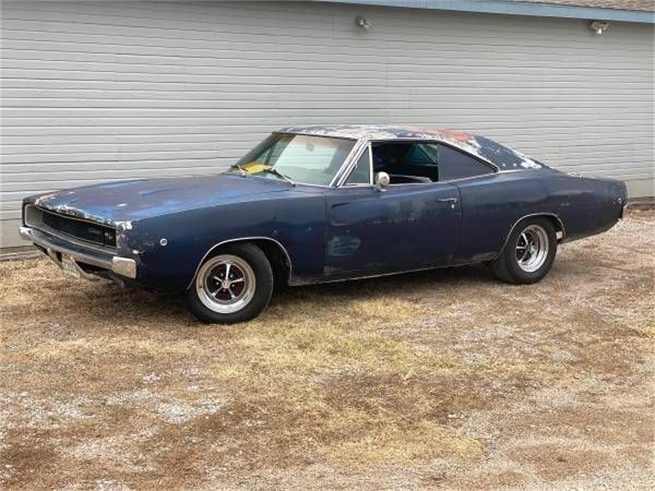 1968 Dodge Charger (CC-1411759) for sale in Cadillac, Michigan