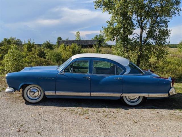 1954 Kaiser Manhattan (CC-1411760) for sale in Cadillac, Michigan