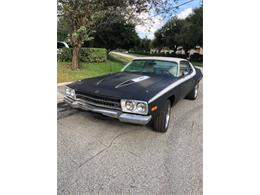 1974 Plymouth Road Runner (CC-1411761) for sale in Cadillac, Michigan