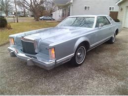 1978 Lincoln Continental (CC-1411764) for sale in Cadillac, Michigan