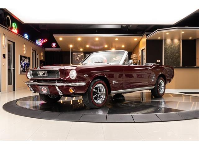 1966 Ford Mustang (CC-1411770) for sale in Plymouth, Michigan