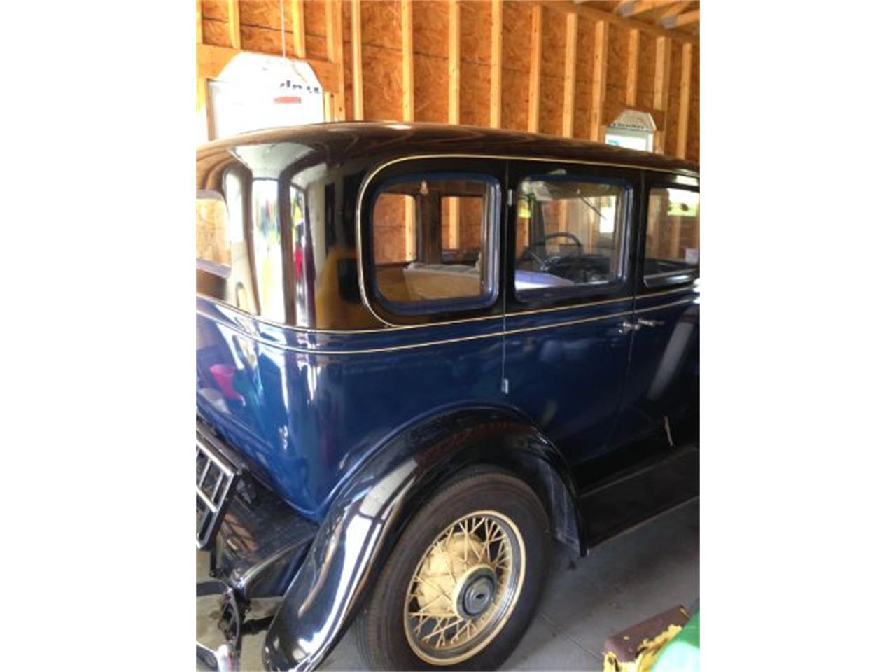 1932 Chevrolet Confederate (CC-1411773) for sale in Cadillac, Michigan