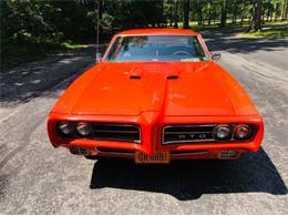 1969 Pontiac GTO (CC-1411781) for sale in Cadillac, Michigan