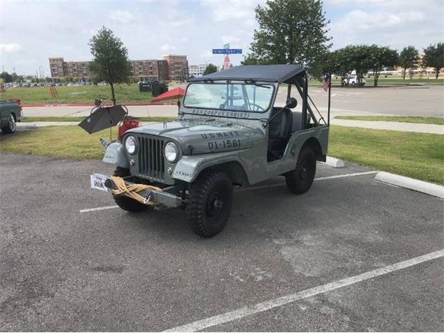 1961 Willys Jeep (CC-1411785) for sale in Cadillac, Michigan