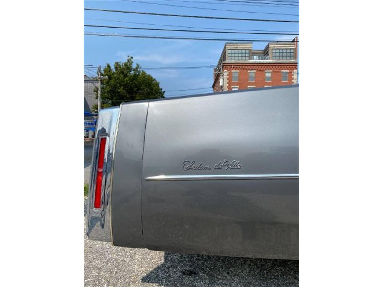 1976 Cadillac DeVille (CC-1411790) for sale in Cadillac, Michigan
