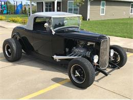1932 Ford Roadster (CC-1411795) for sale in Cadillac, Michigan