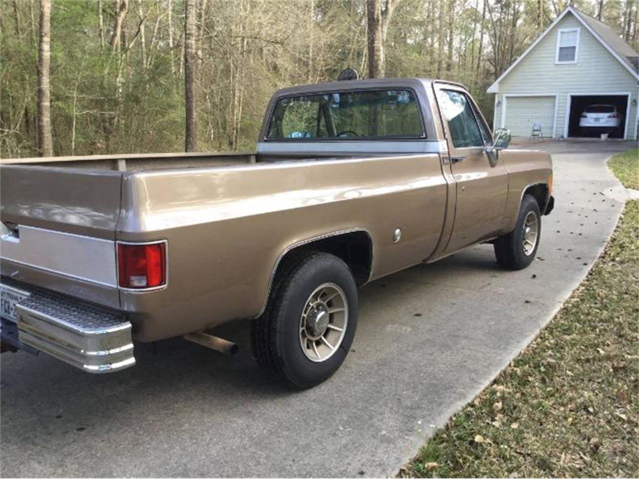 1977 GMC Sierra (CC-1411797) for sale in Cadillac, Michigan
