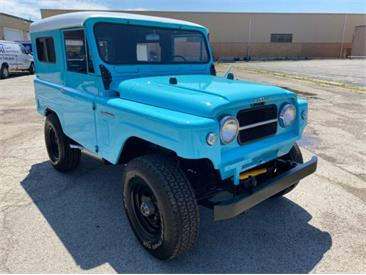 1967 Nissan Patrol (CC-1411799) for sale in Cadillac, Michigan