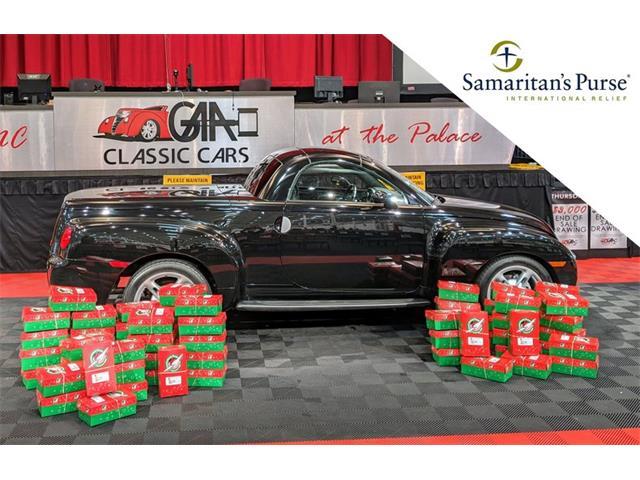 2004 Chevrolet SSR (CC-1411805) for sale in Greensboro, North Carolina