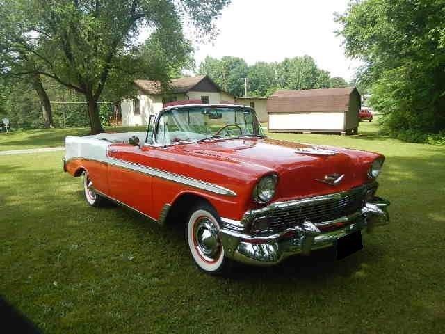 1956 Chevrolet Bel Air (CC-1411814) for sale in Greensboro, North Carolina