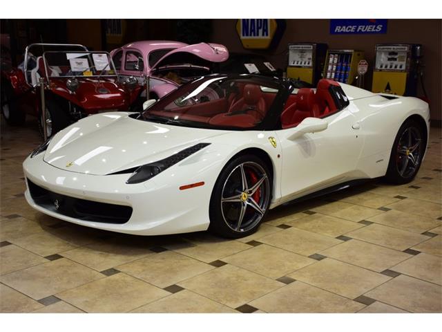 2015 Ferrari 458 (CC-1411831) for sale in Venice, Florida
