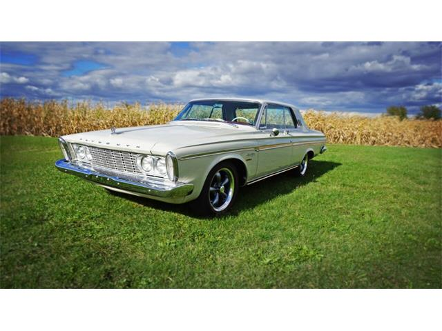 1963 Plymouth Sport Fury (CC-1411832) for sale in Clarence, Iowa