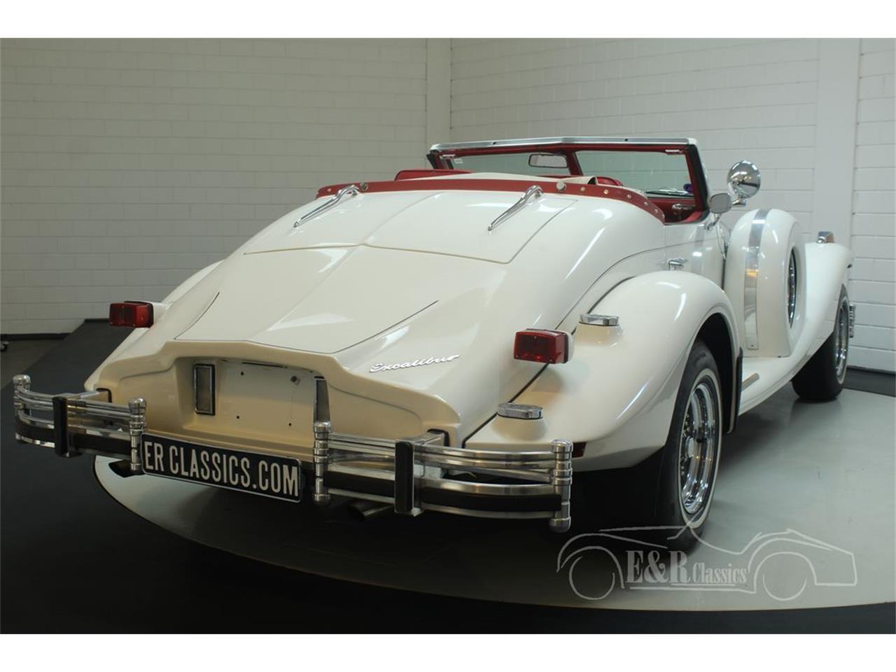 1982 Excalibur Series IV Phaeton (CC-1411834) for sale in Waalwijk, Noord-Brabant