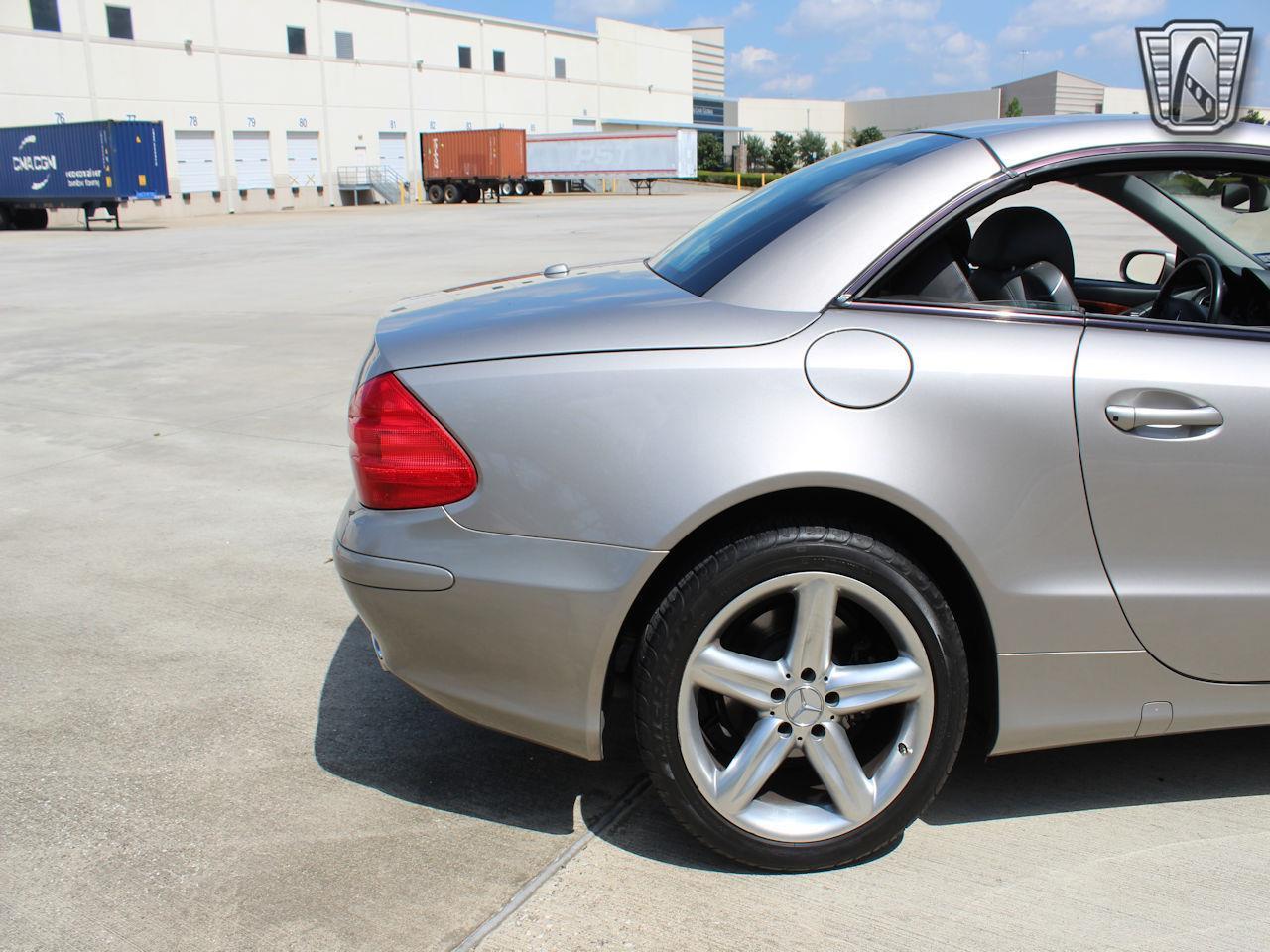 2004 Mercedes-Benz SL500 (CC-1411837) for sale in O'Fallon, Illinois
