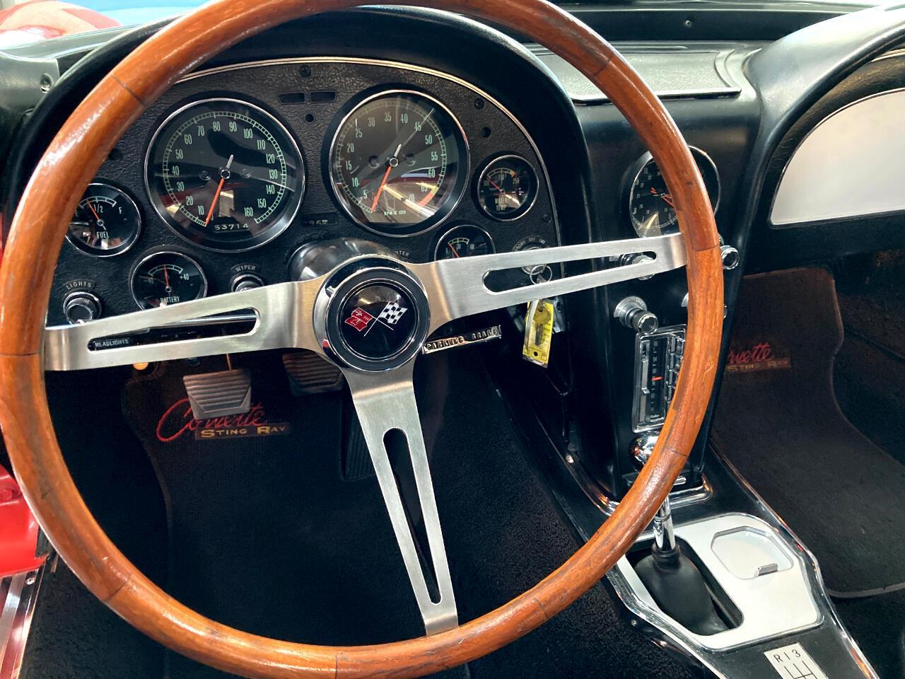 1965 Chevrolet Corvette Stingray (CC-1411850) for sale in North Canton, Ohio