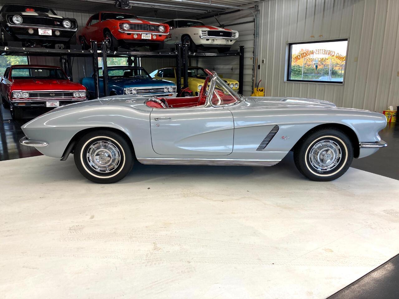 1962 Chevrolet Corvette (CC-1411853) for sale in North Canton, Ohio