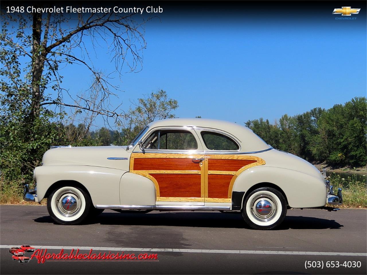 1948 Chevrolet Fleetmaster (CC-1411857) for sale in Gladstone, Oregon