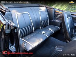 1967 Chevrolet Camaro (CC-1411858) for sale in Gladstone, Oregon