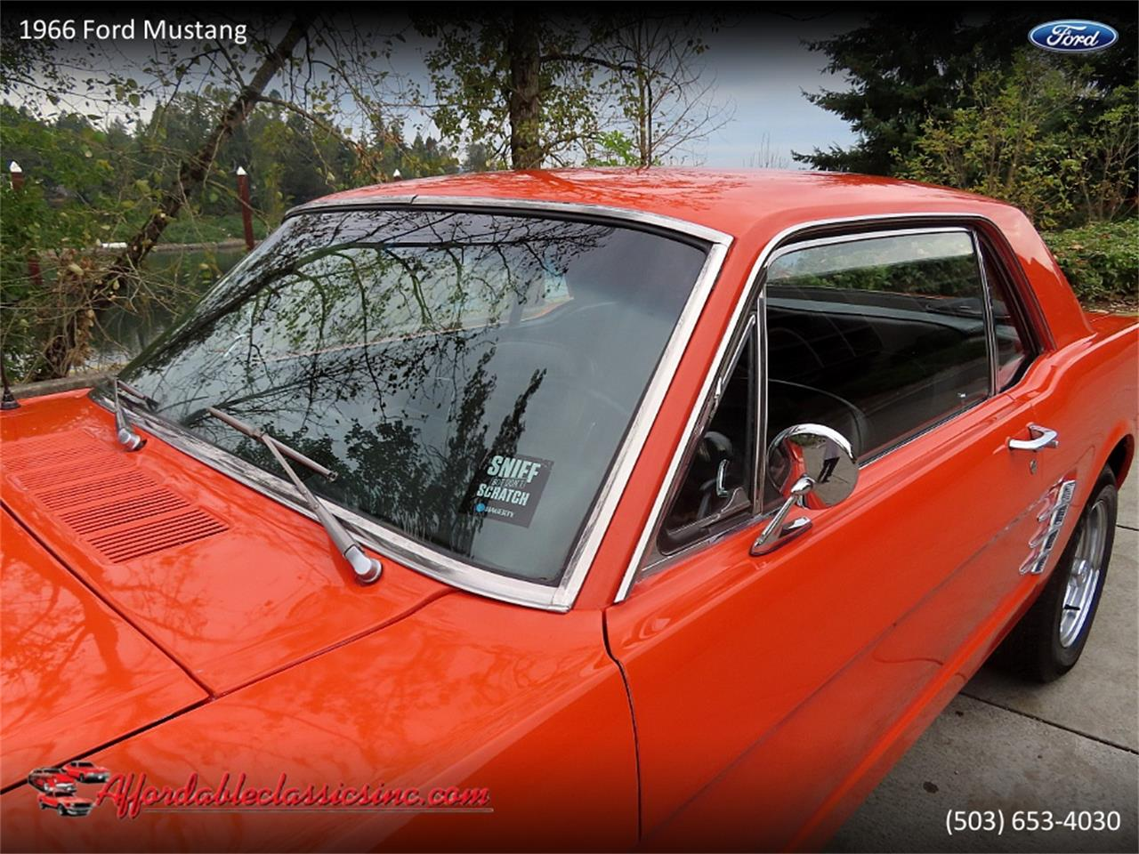 1966 Ford Mustang (CC-1411868) for sale in Gladstone, Oregon