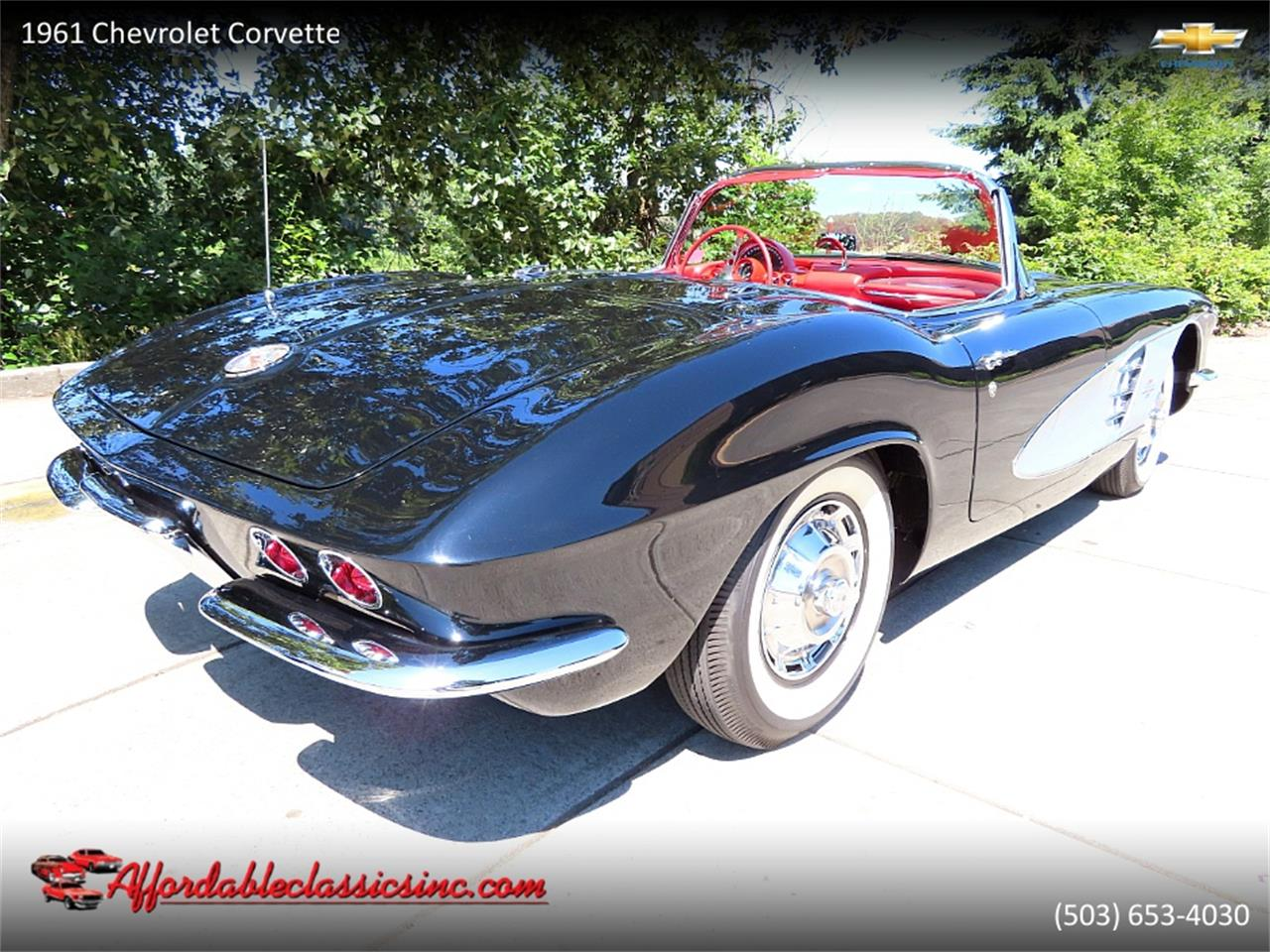 1961 Chevrolet Corvette (CC-1411872) for sale in Gladstone, Oregon