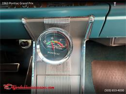1963 Pontiac Grand Prix (CC-1411873) for sale in Gladstone, Oregon
