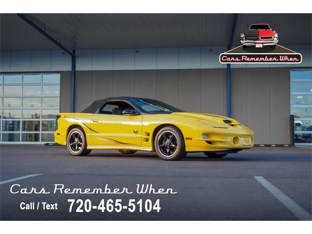 2002 Pontiac Firebird (CC-1410188) for sale in Englewood, Colorado