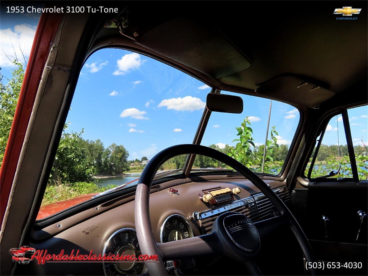1953 Chevrolet 3100 (CC-1411880) for sale in Gladstone, Oregon