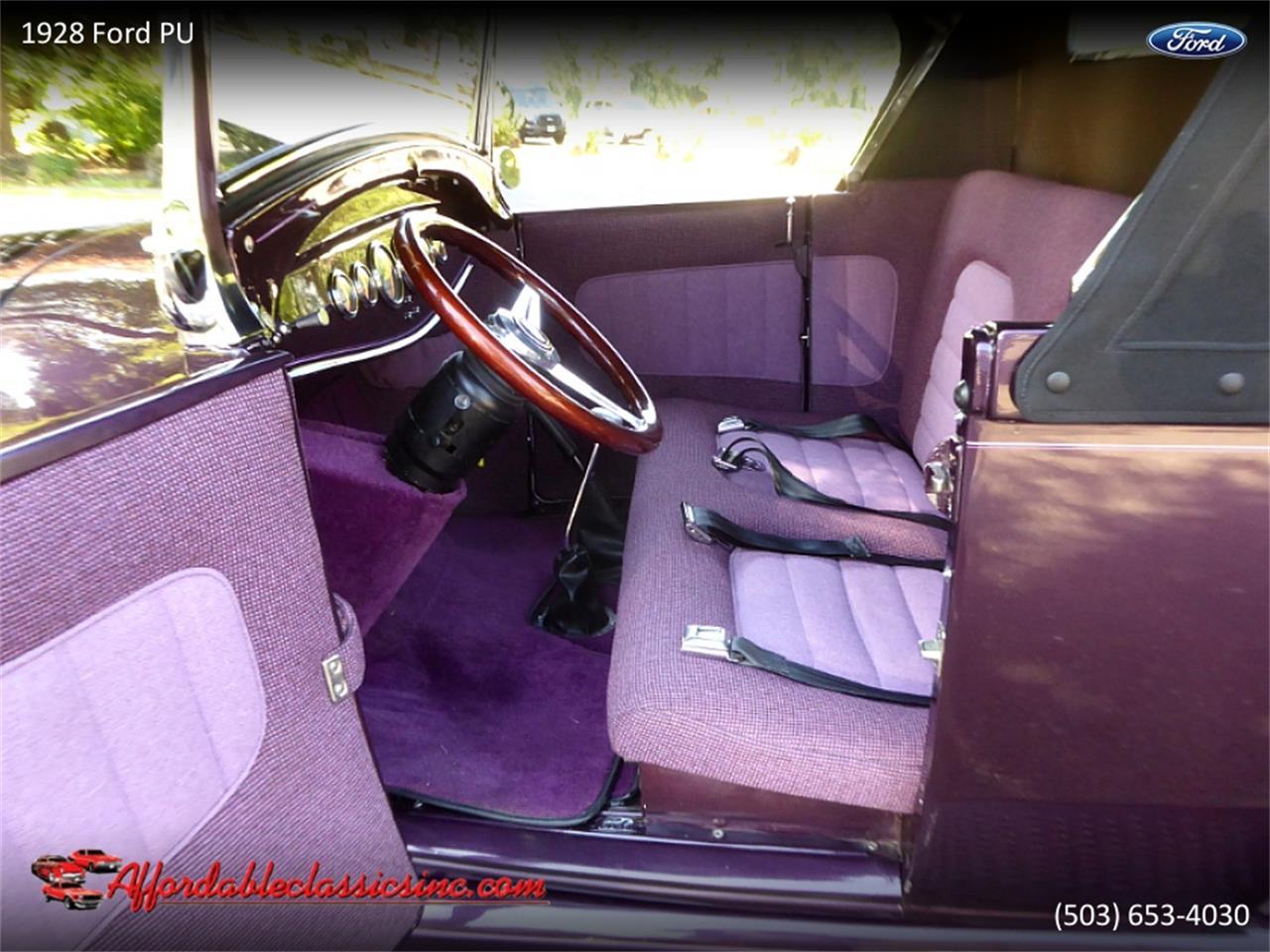 1928 Ford Pickup (CC-1411884) for sale in Gladstone, Oregon